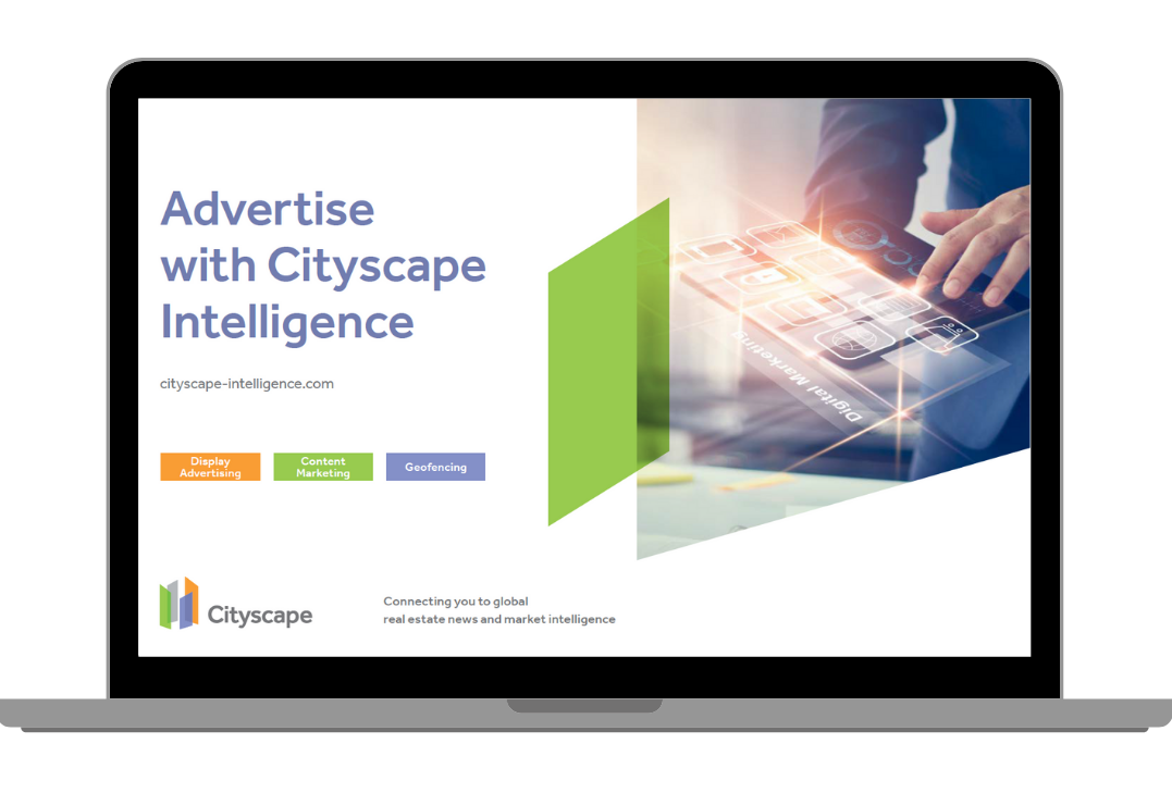 Advertise with Cityscape Intelligence