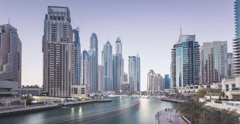 Dubai skyline (1)
