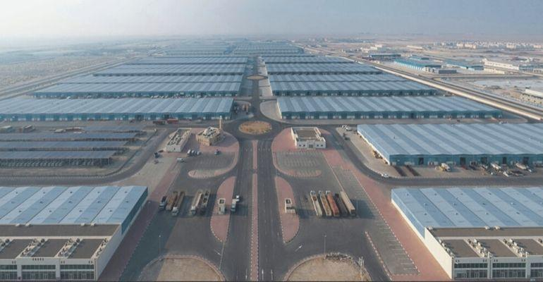 DubaiIndustrialCity