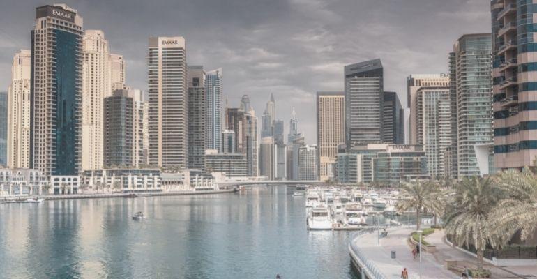 DubaiMarinaView