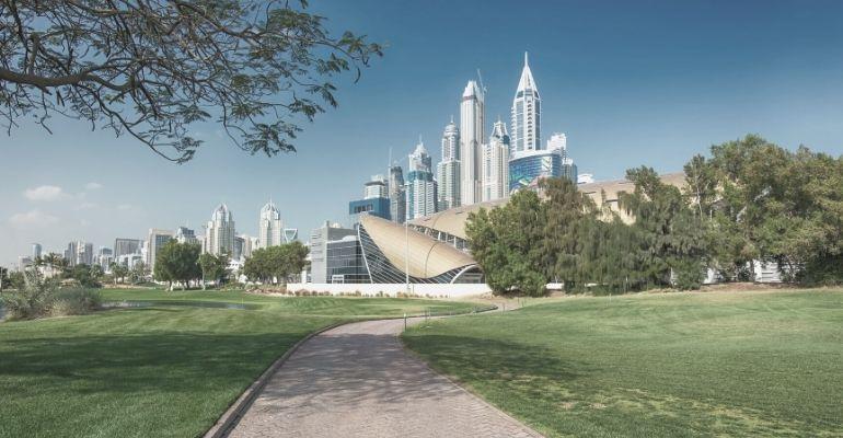 DubaiParkDowntown