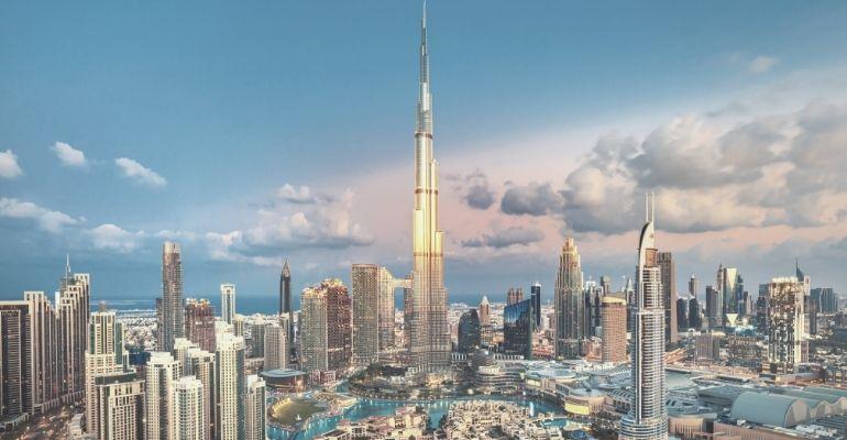 DubaiSkyscraperView