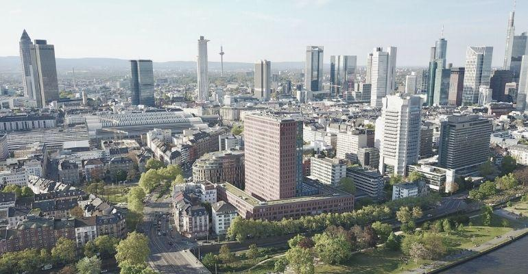 FrankfurtAErialView