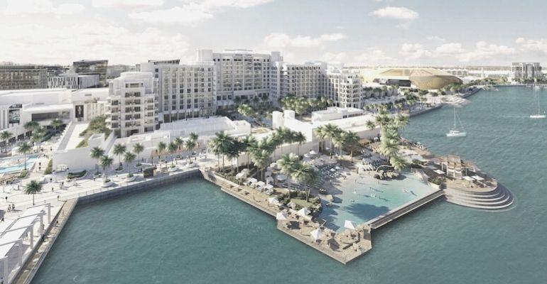Hilton Yas Island