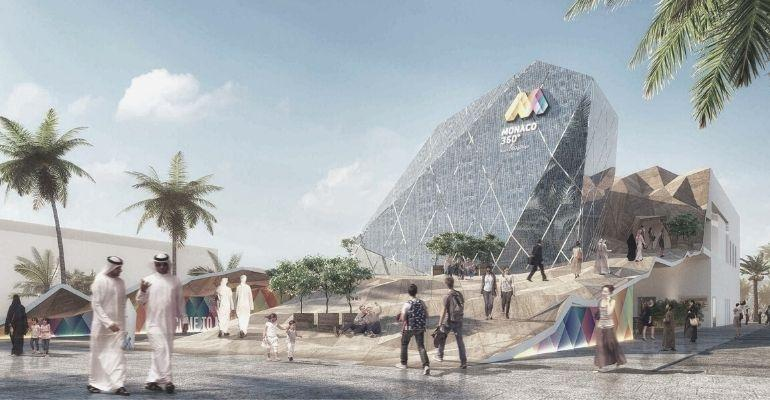 Monaco Dubai Expo 2020