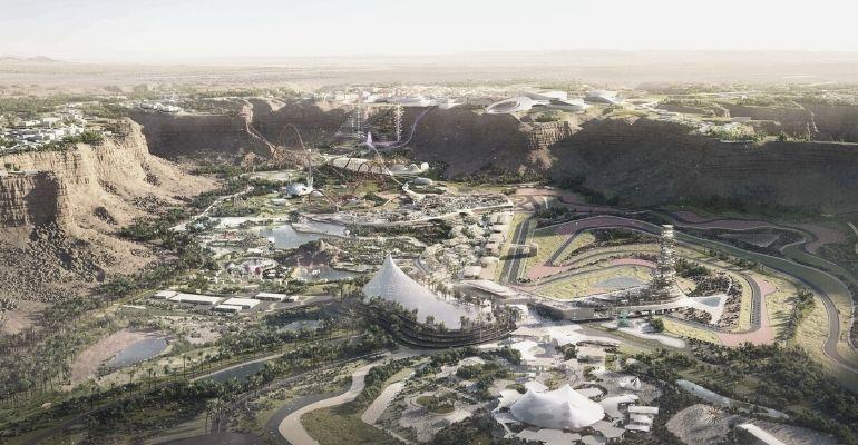 Qiddiya Entertainment City