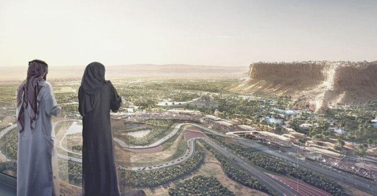 Qiddiya Saudi Project