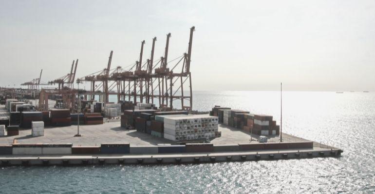 Saudi Port