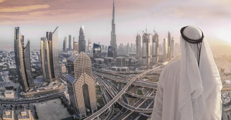 View of UAE Real Estate_RS