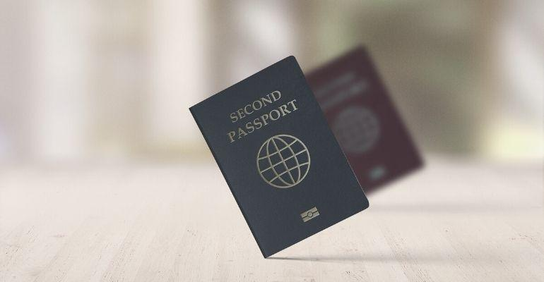 second passport