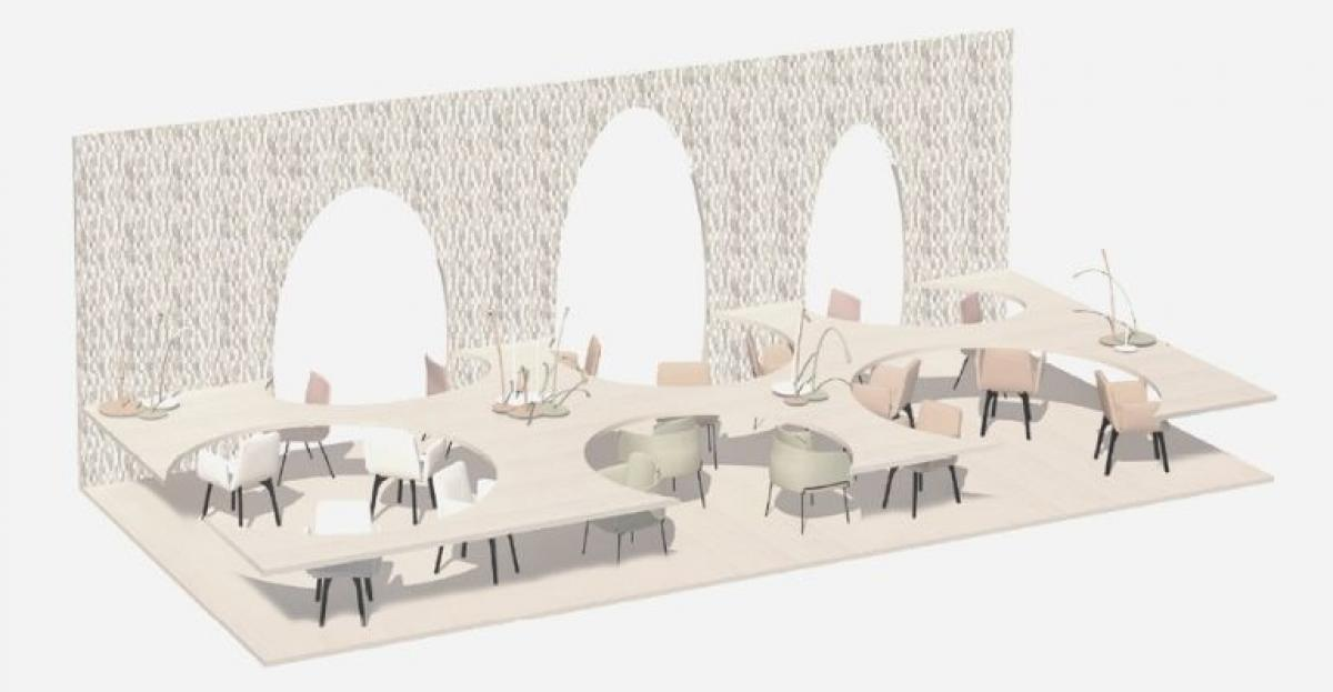 Socially Distanced Dining: Restaurant Design for the 'New Reality'