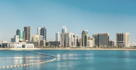 Bahrain Bay view