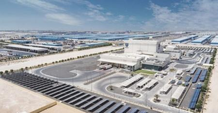 Dubai Industrial City1