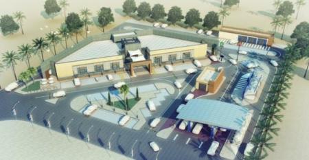 Nuwaiseeb Rest Area1