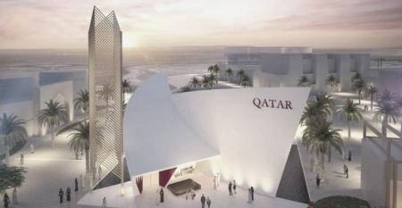 QatarPavilion Dubai expo2020_3