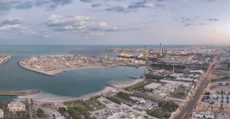Logistic Dubai Harbour
